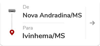 Nova Andradina (MS) - Ivinhema (MS)