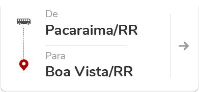 Pacaraima (RR) - Boa Vista (RR)