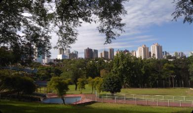 Imagem de parque em Cascavel