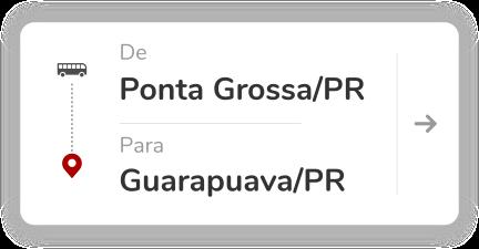 Ponta Grossa x Guarapuava