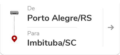 Porto Alegre RS - Imbituba SC
