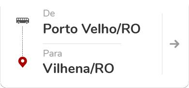 PORTO VELHO (RO) - VILHENA (RO)