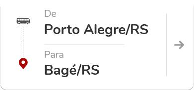 Porto Alegre RS - Bagé RS
