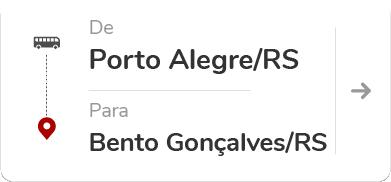 Porto Alegre RS - Bento Gonçalves RS