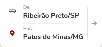 Ribeirão Preto SP - Patos de Minas MG