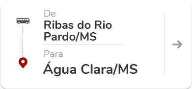 Ribas do Rio Pardo (MS) - Água Clara (MS)