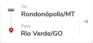 Rondonópolis (MT) - Rio Verde (GO)