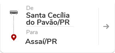 Santa Cecília do Pavão (PR) - Assaí (PR)