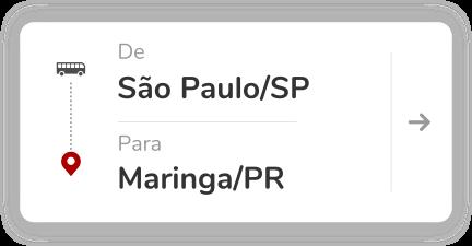São Paulo PR x Maringa PR