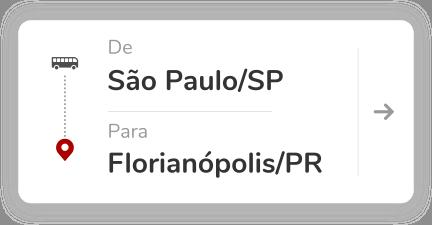 São Paulo SP x Florianopolis PR