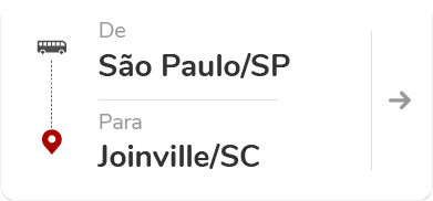 São Paulo SP - Joinville SC