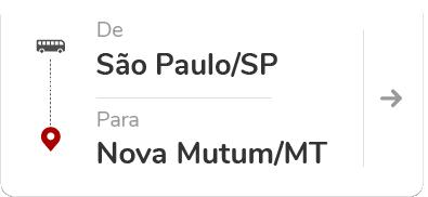 São Paulo Barra Funda (SP) – Nova Mutum (MT)