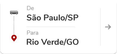 São Paulo Barra Funda (SP) - Rio Verde (GO)