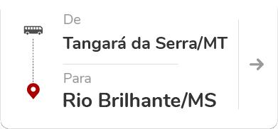 Tangará da Serra (MT) - Rio Brilhante (MS)