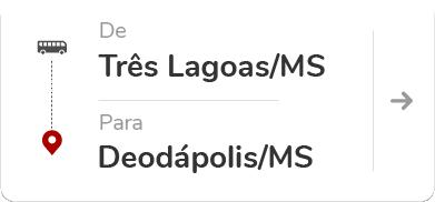 Três Lagoas (MS) - Deodápolis (MS)
