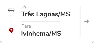 Três Lagoas (MS) - Ivinhema (MS)