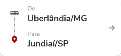Uberlândia MG - Jundiaí SP