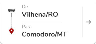 VILHENA (RO) - COMODORO (MT)