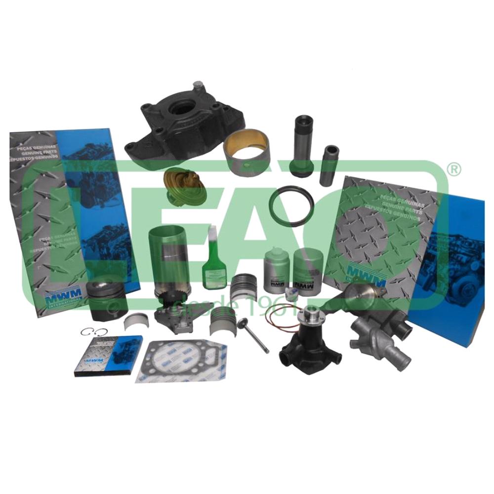 Kit Retífica do Motor Perkins Maxion S4T Plus - Leão Diesel soluções