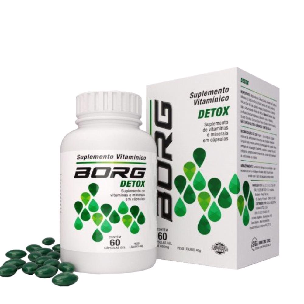 lift detox caps efeitos colaterais