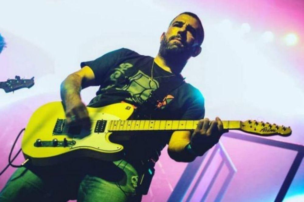 Murió Maximiliano Djerfy, uno de los ex guitarristas de Callejeros/Titulares de Cultura