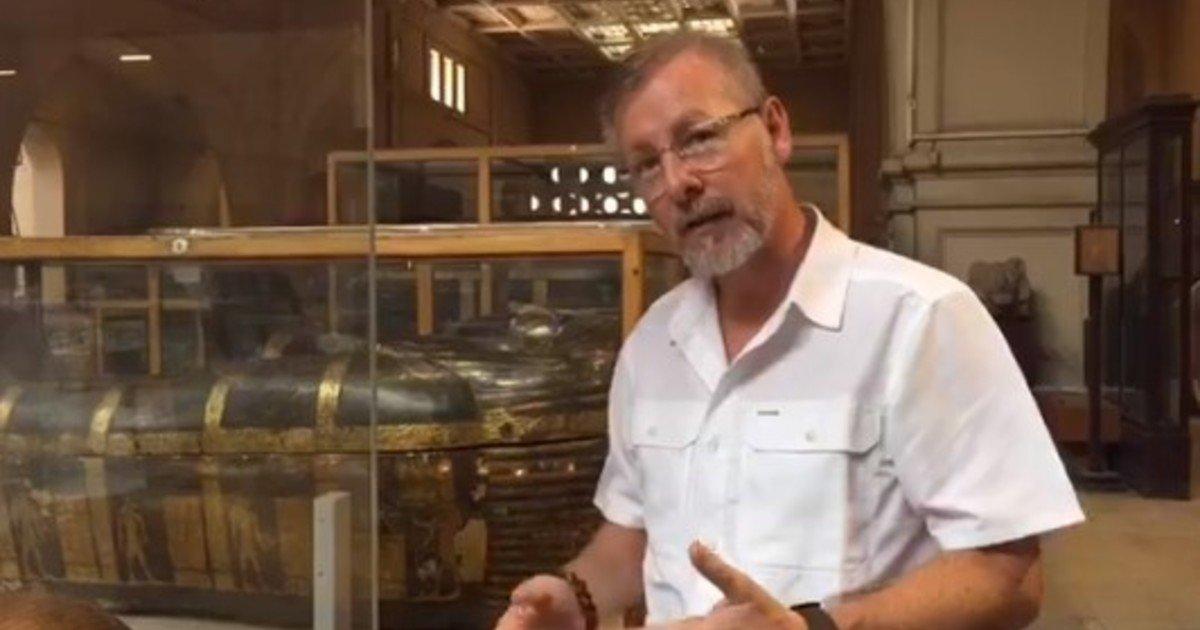 El «maestro seshen» que ofreció curación egipcia y terminó en la cárcel por fraude en Córdoba/Titulares de Policiales