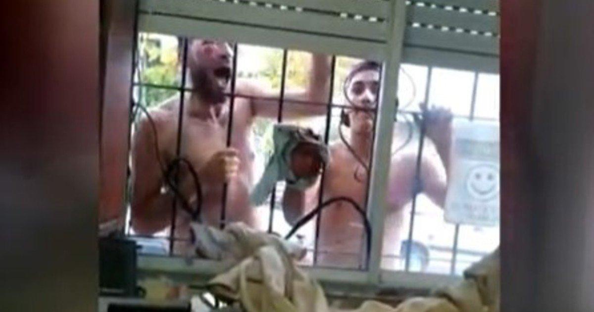 rompieron ventanas y amenazaron a un policía/Titulares de Policiales