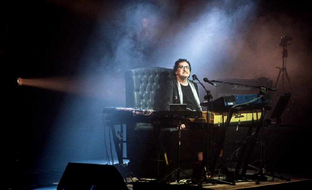 José Palazzo confirmó que habrá nuevo disco de Charly García/Titulares de Cultura