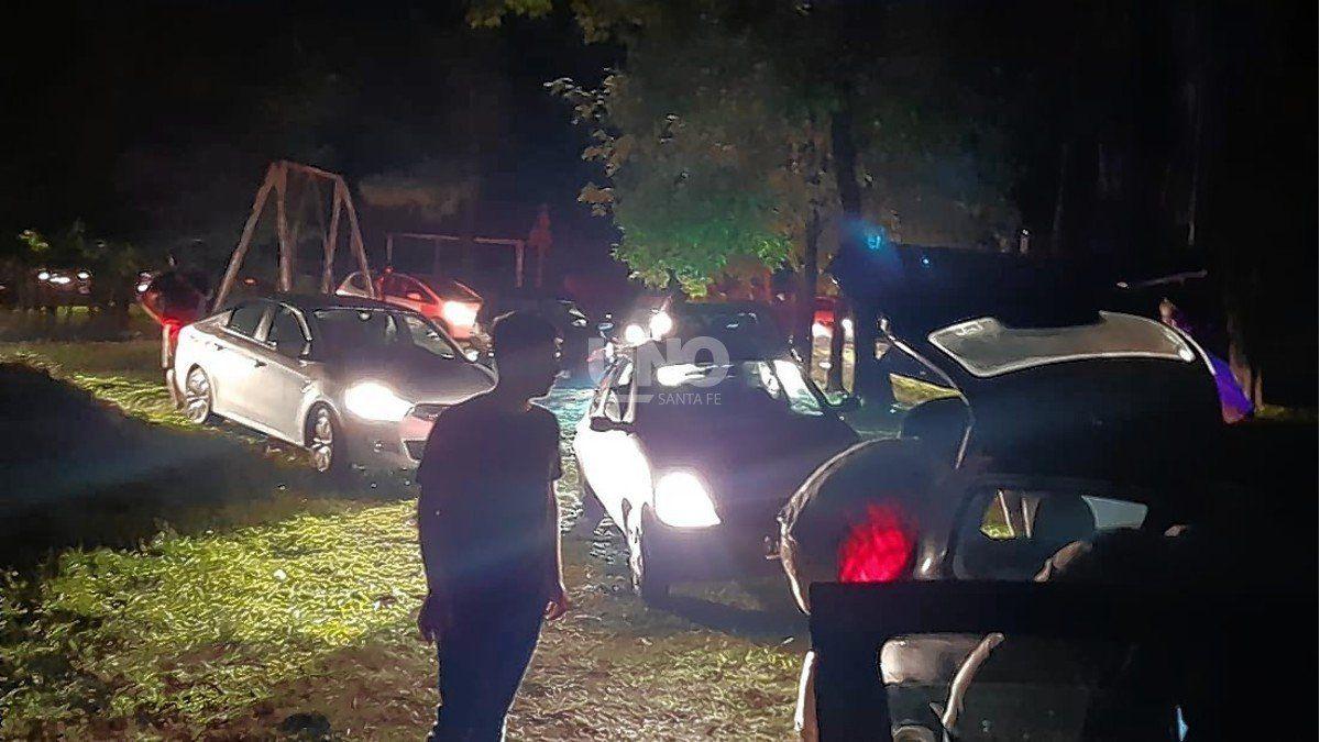Desactivaron otras cuatro fiestas clandestinas que se realizaron en Arroyo Leyes y Santa Fé/Titulares de Policiales en Santa Fe