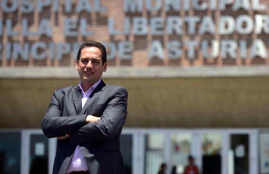 Municipio: la Consejería de Sanidad se traslada al Príncipe de Asturias/Titulares de Salud