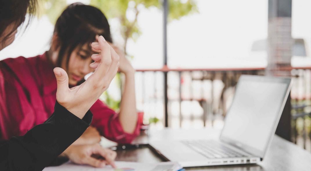 Millennials, los más afectados por el burnout/Titulares de Salud