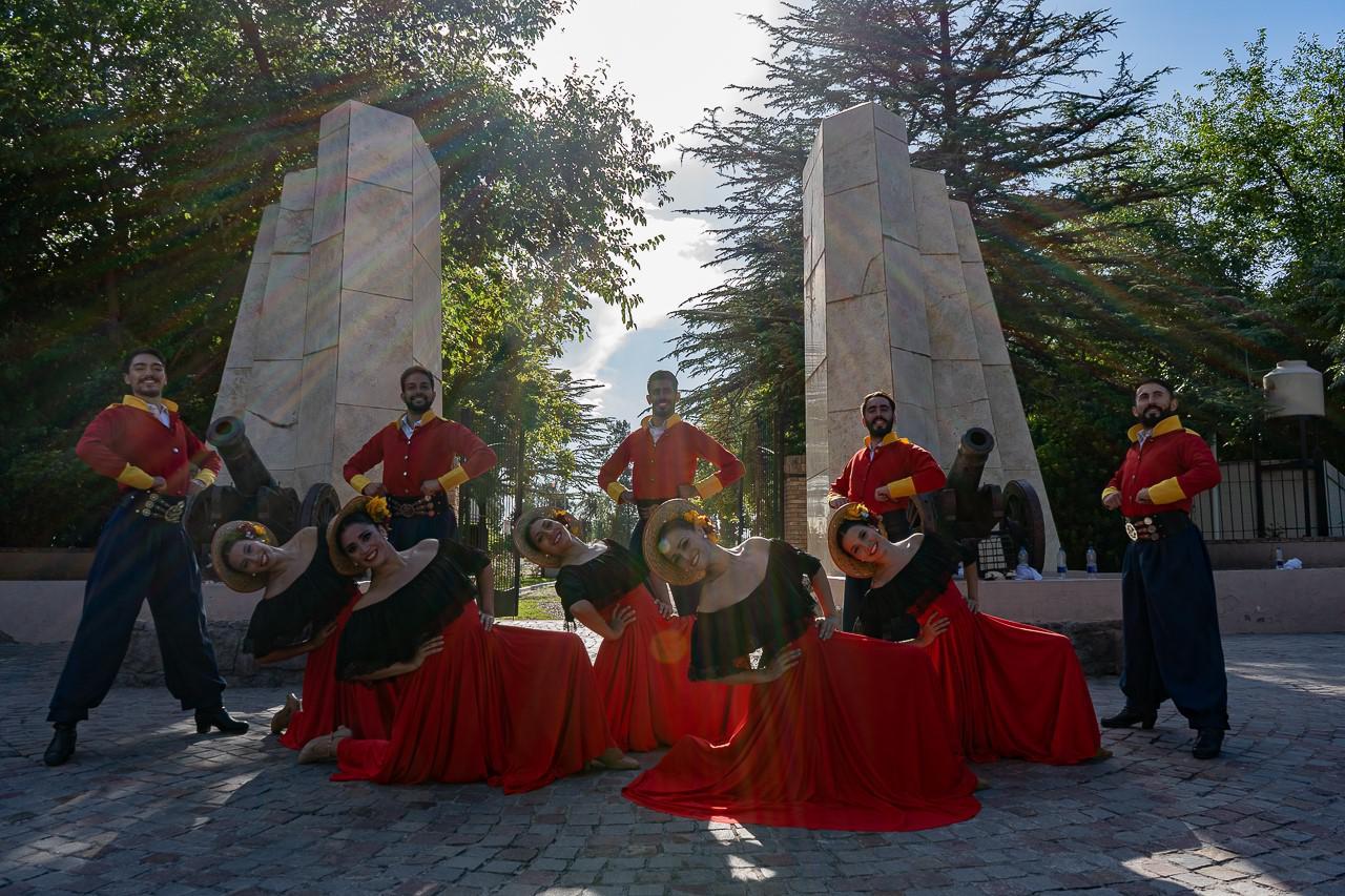 «Instantes», última representación del ballet estable del Municipio de Las Heras/ Titulares de San Luis