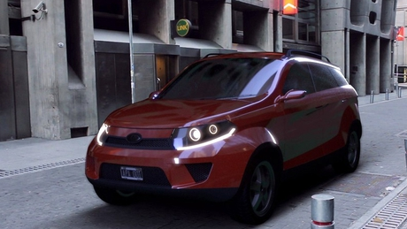 Este será el auto con el que un argentino buscará desafiar a TESLA/Titulares de Autos