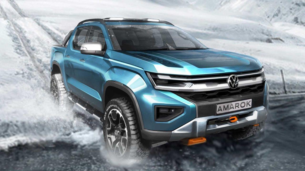VW presenta un nuevo aspecto para la próxima generación de Amark/Titulares de Autos