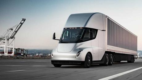Así es como funciona el camión semi-eléctrico Tesla/Titulares de Autos
