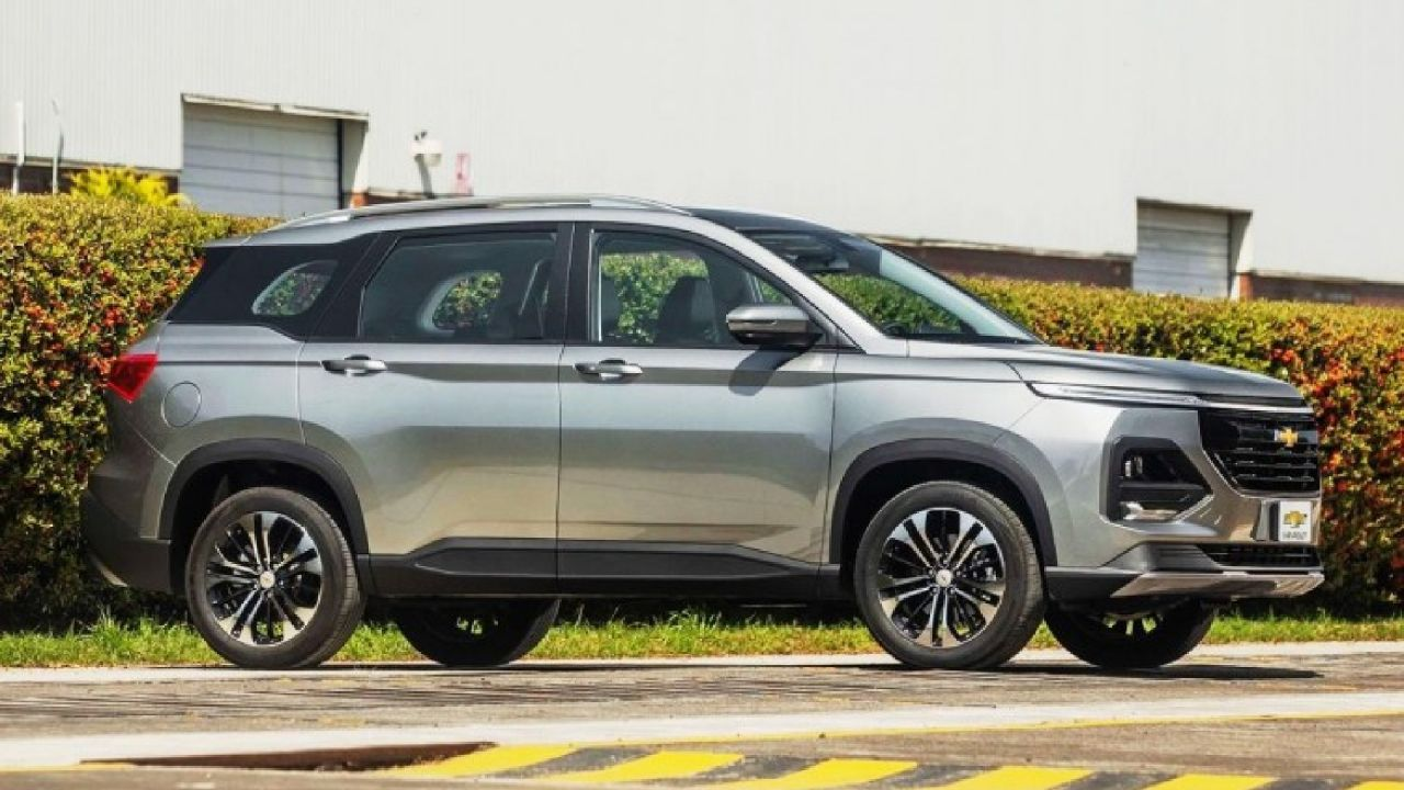 Chevrolet Captiva llega a México con descanso, ¿aterriza en Argentina?/Titulares de Autos