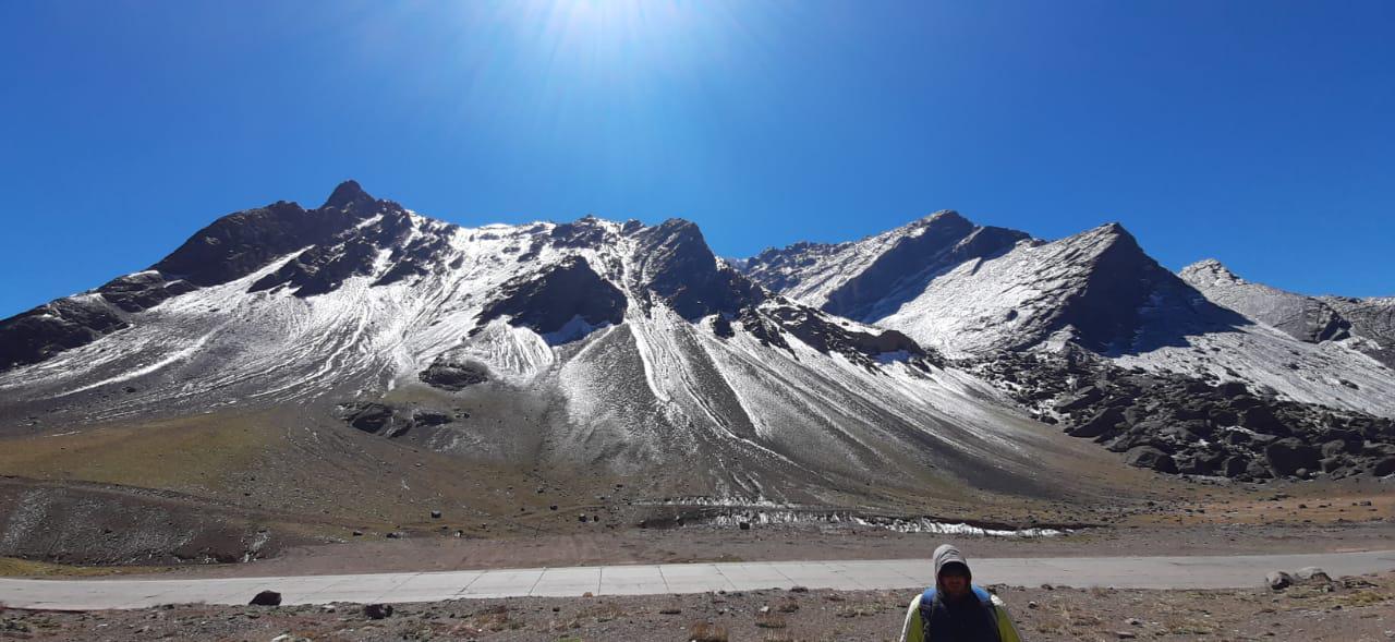 Mendoza con un día soleado/ Titulares de San Luis