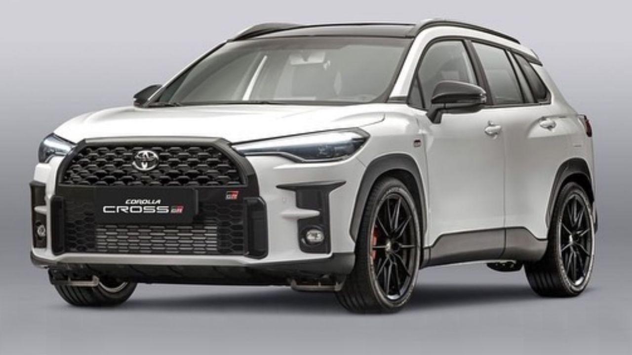 Será el nuevo Toyota Corolla Cross GR Sport/Titulares de Autos