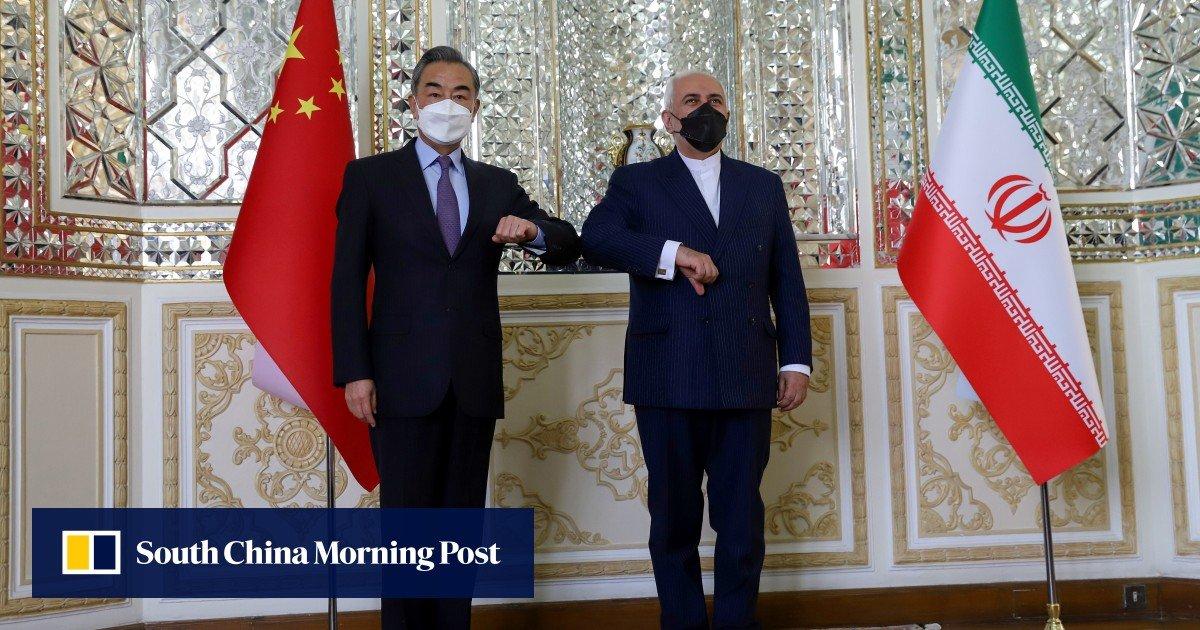 Irán y China firman acuerdo de cooperación de 25 años / Titulares de Noticias de China