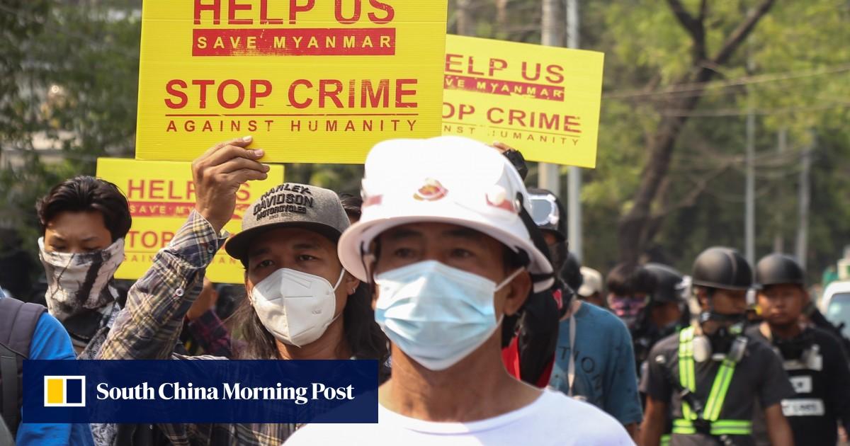 Protesta en Myanmar: EE. UU. Y Reino Unido sancionan a empresas militares por nueve muertos a manos de las fuerzas de seguridad / Titulares de Noticias de China
