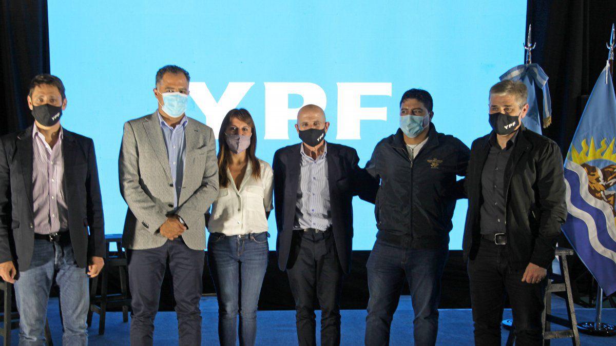 YPF anunció inversiones por más de US $ 300 millones en depósito en Santa Cruz/Titulares de Economía