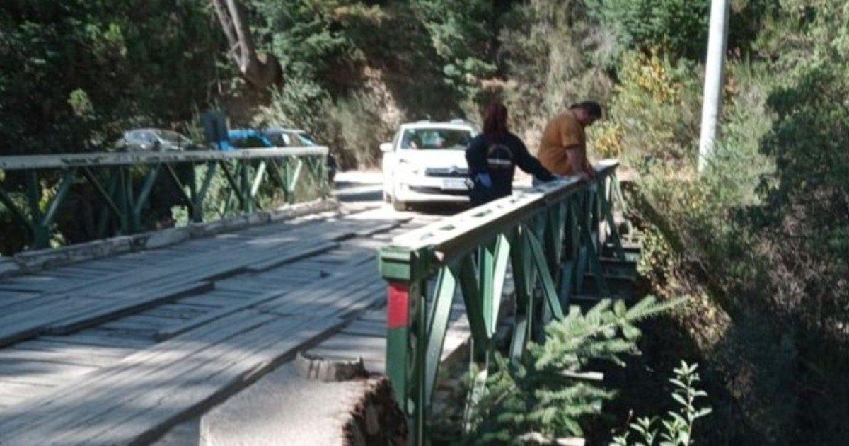 Un turista que había salido a caminar fue encontrado muerto en un arroyo/Titulares de Policiales