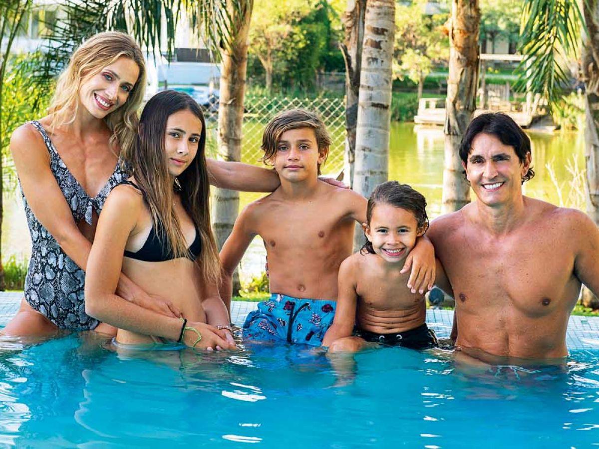Recuperado y con familia: así es hoy Sebastián Estevanez tras su accidente/ Titulares de Entretenimiento