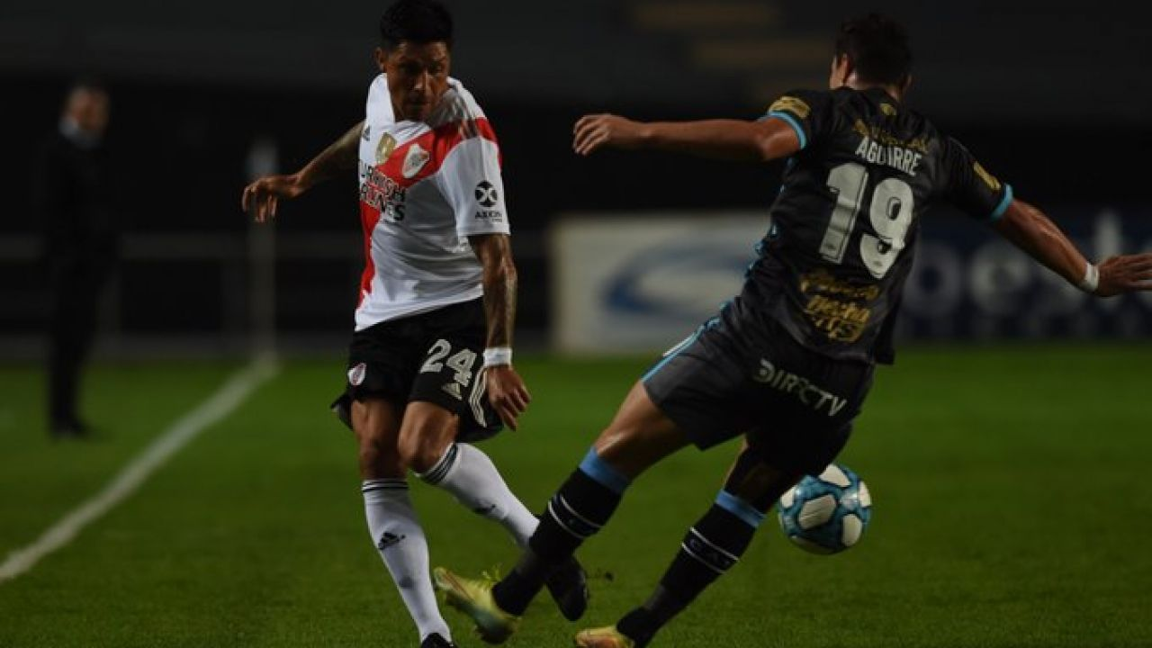 River vence al Atlético Tucumán y gana boleto para jugar por Boca/Titulares de Deportes