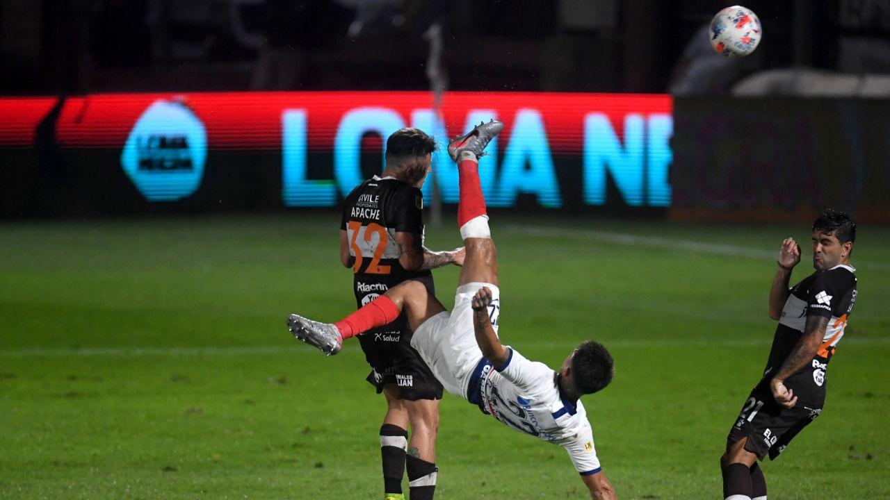 Colección: espectacular gol de Gabriel Rojas para San Lorenzo/Titulares de Deportes