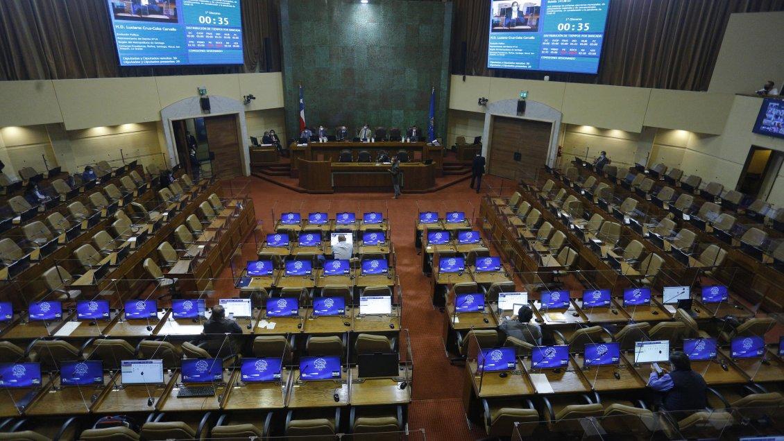 Diputados discutirán la próxima semana el tercer retiro de fondos de pensiones/Titulares de Noticias de Chile