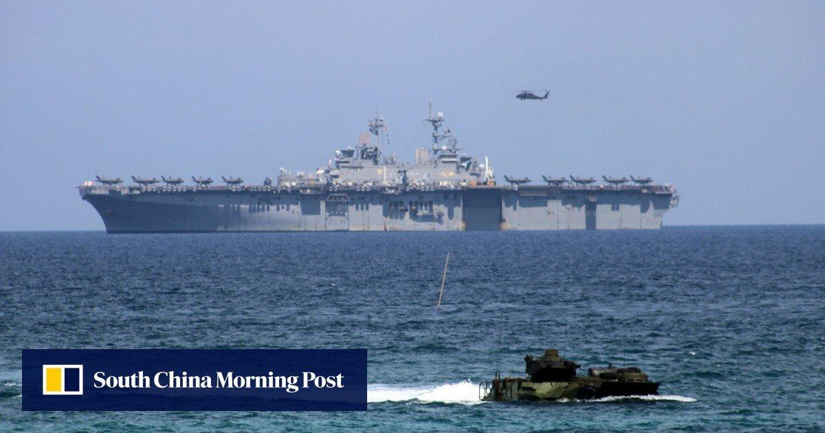 Filipinas y EE. UU. Comenzarán ejercicios militares conjuntos de dos semanas en medio de tensiones en el Mar de China Meridional / Titulares de Noticias de China