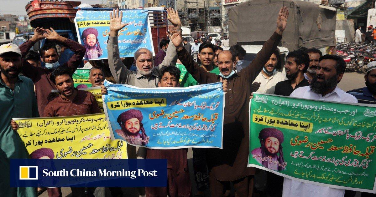 Pakistán prohibirá el partido extremista TLP detrás de las mortíferas protestas contra Francia / Titulares de Noticias de China