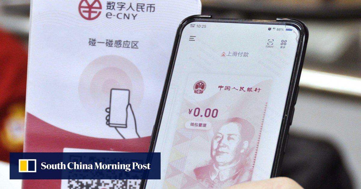 La moneda digital de China no derribará el dólar estadounidense con tanta facilidad, dice un alto funcionario del Banco de Japón / Titulares de Noticias de China