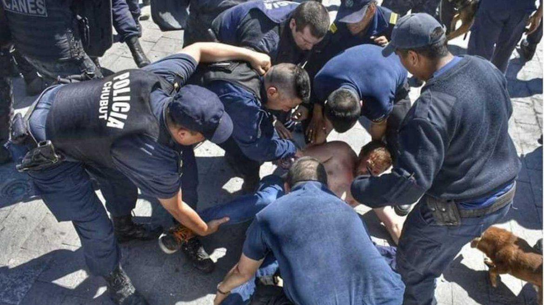 ATECH denuncia criminalización de la protesta social/ Titulares de La atagonia